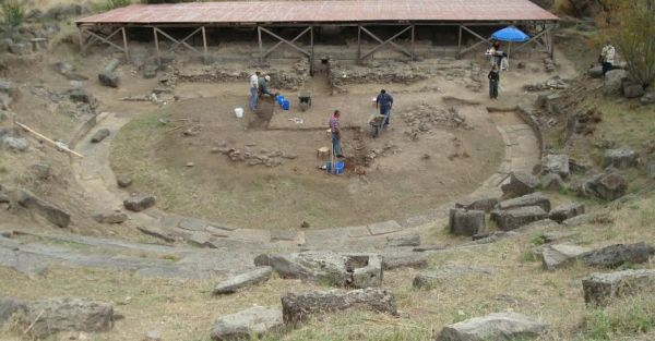Εκδήλωση για το Αρχαίο Θέατρο Φθιωτίδων Θηβών