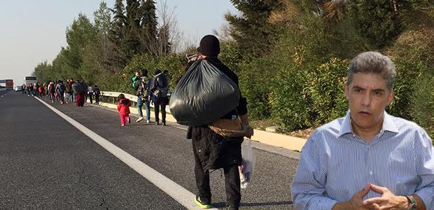 Πρόσφυγες στο ΣΕΑ Αερινού