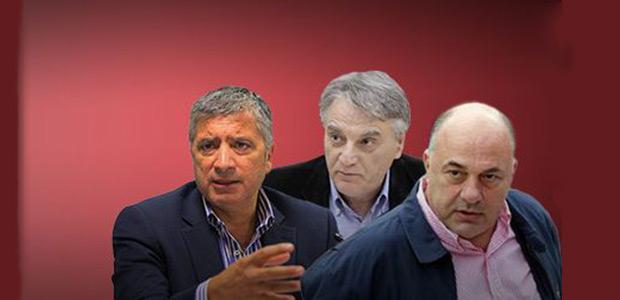 Μύδροι κατά Κώστα Πουλάκη απο ΚΕΔΕ, Γ. Πατούλη και Αχ. Μπέο