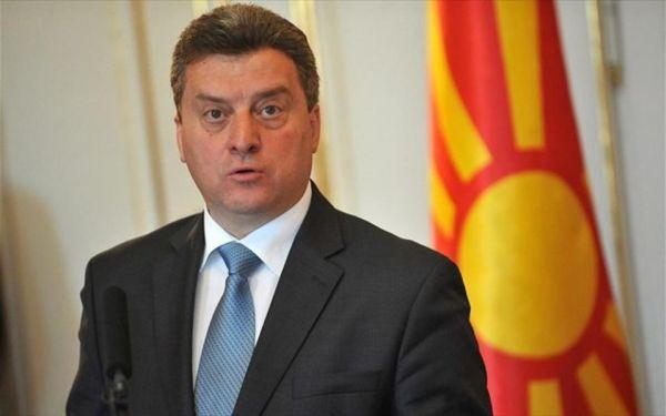 Πρόεδρος ΠΓΔΜ: Έχω καταλάβει ότι δεν σημαίνουμε τίποτα για την ΕΕ
