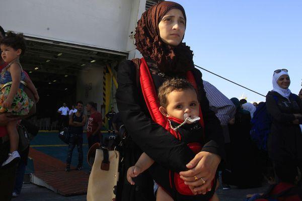 Διαμορφώνεται ο χώρος για πρόσφυγες στο ΣΕΑ Αερινού