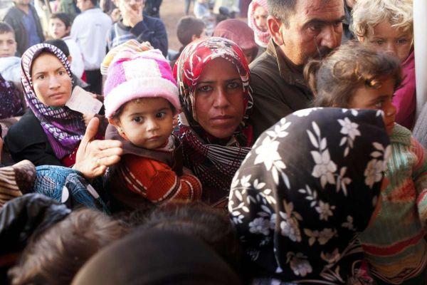 Υποστήριξη στο δήμο Ρήγα Φεραίου για τους πρόσφυγες