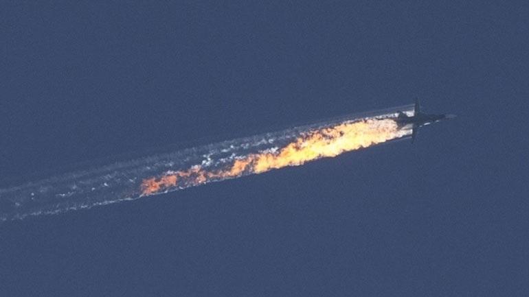 Αντάρτες κατέρριψαν πολεμικό αεροσκάφος στη δυτική Συρία