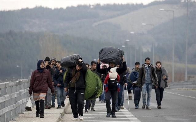 Αρνούνται να παραμείνουν οι πρόσφυγες στο κέντρο προσωρινής φιλοξενίας στο ΣΕΑ Αερινού
