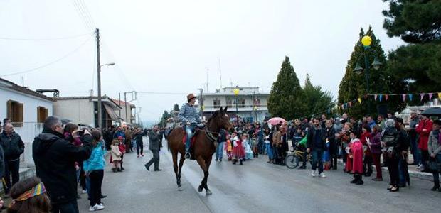 Αποκριάτικες εκδηλώσεις του δήμου Ρήγα Φεραίου