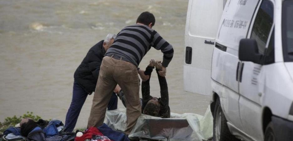 Tραγωδία στα σύνορα: Αφγανοί πρόσφυγες πνίγηκαν σε χείμαρρο