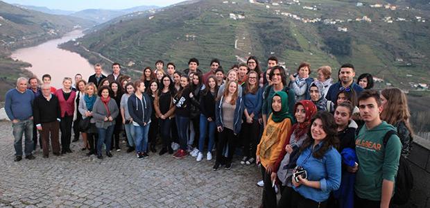 Στην Πορτογαλία οι μαθητές του Γυμνασίου Πτελεού