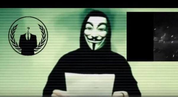 «Ολοκληρωτικός πόλεμος» κατά Τραμπ από τους Anonymous