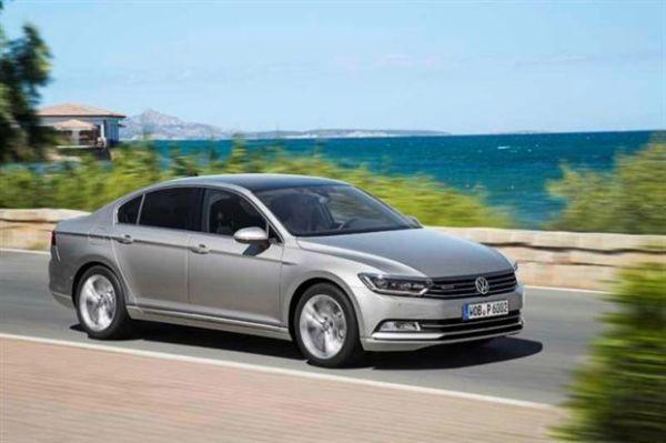 Ανάκληση για 337 VW Passat στην ελληνική αγορά