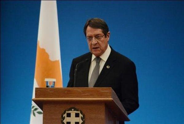 Αναστασιάδης: Δεν μπορώ να επιστρέψω στην Κύπρο αν υποκύψω στις πιέσεις