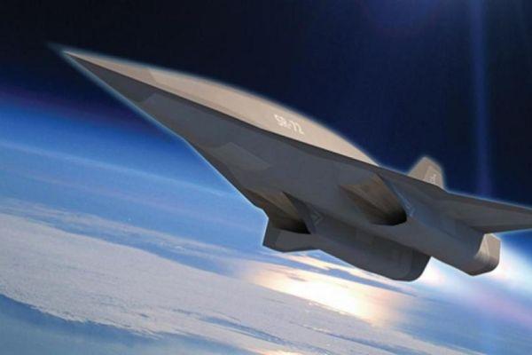 Υπερ-υπερηχητικό στρατιωτικό αεροπλάνο έξι φορές πιο γρήγορο από τον ήχο