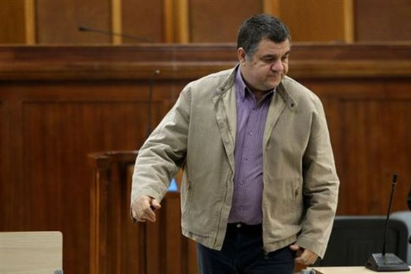 Αποφυλακίζεται ο Γιώργος Ρουπακιάς
