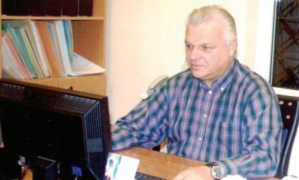 Στέργιος Φάτσης στην προεδρία της Νίκης Βόλου