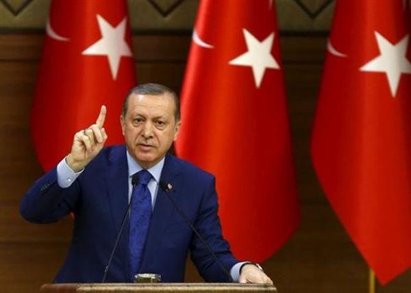 Λάβρος ο Ερντογάν κατά ΕΕ την ώρα της Συνόδου για το προσφυγικό