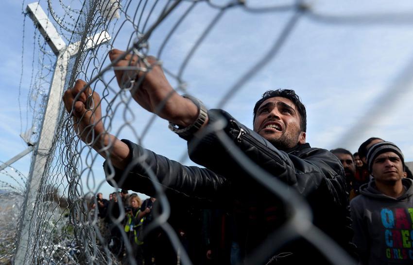 Πρόσφυγες στην Ειδομένη καταγγέλουν ξυλοδαρμό από τις αρχές της πΓΔΜ