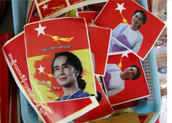 Μιανμάρ: Μπαίνει στην κυβέρνηση η Αούνγκ Σαν Σου Κι