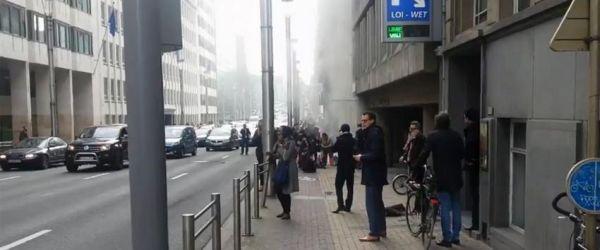 Έκρηξη στο μετρό των Βρυξελλών κοντά στην Κομισιόν