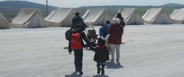 Δυσανασχετούν οι πρόσφυγες με το hot spot Αερινού