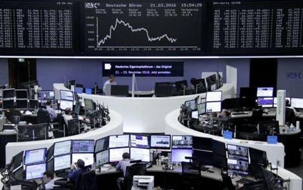 Πέφτουν τα ευρωπαϊκά χρηματιστήρια μετά τις εκρήξεις στις Βρυξέλλες