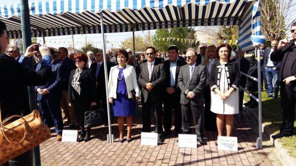 Στις εκδηλώσεις μνήμης για τη μάχη της Ματαράγκας η Μαρ. Χρυσοβελώνη