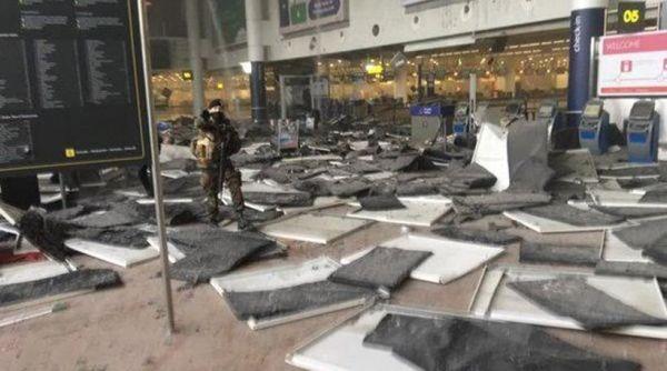 Δύο Κύπριοι ανάμεσα στους τραυματίες στις Βρυξέλλες