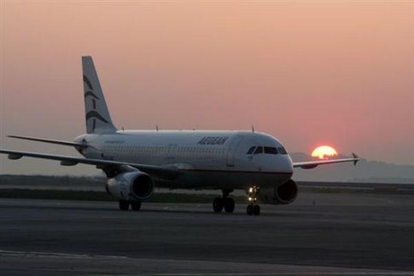 Aegean: Ακυρώνει όλες τις πτήσεις της προς Βρυξέλλες