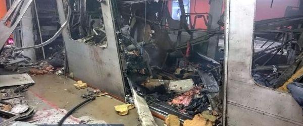 15 οι νεκροί από την έκρηξη στο μετρό των Βρυξελλών κοντά στη Κομισιόν