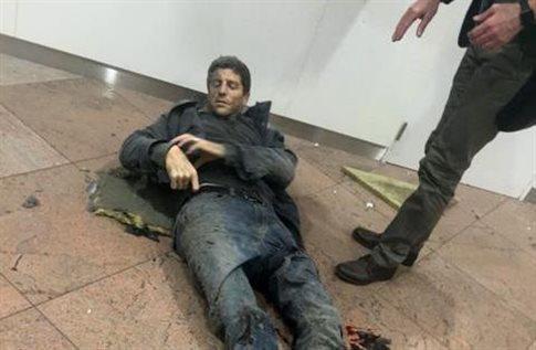 Βέλγος μπασκετμπολίστας ανάμεσα στους τραυματίες των Βρυξελλών