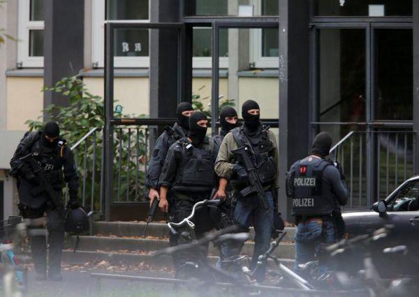 Τρεις συλλήψεις υπόπτων στη Γερμανία