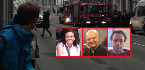Συγκλονιστικές μαρτυρίες Βολιωτών ~ Πως βίωσαν τον τρόμο στις Βρυξέλλες