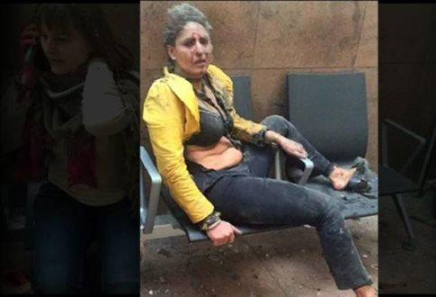 Νίντι Τσαπχεκάρ: Tο σύμβολο της τραγωδίας στις Βρυξέλλες