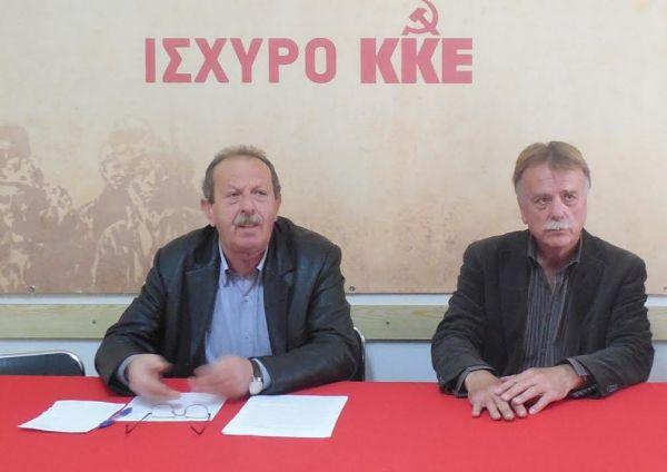 ΚΚΕ: Να βελτιωθεί η εγκατάσταση του Αερινού