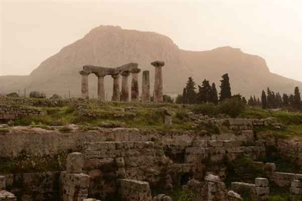 Έσπασε κάθε ρεκόρ η αφρικανική σκόνη στην Ελλάδα