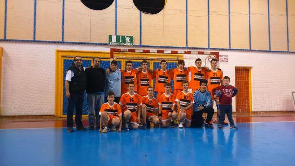 Σημαντική νίκη για την παιδική ομάδα του Κενταύρου Αγριάς