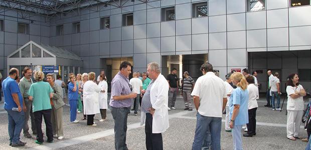 Σε επίσχεση εργασίας οι ειδικευόμενοι στο Νοσοκομείο Βόλου