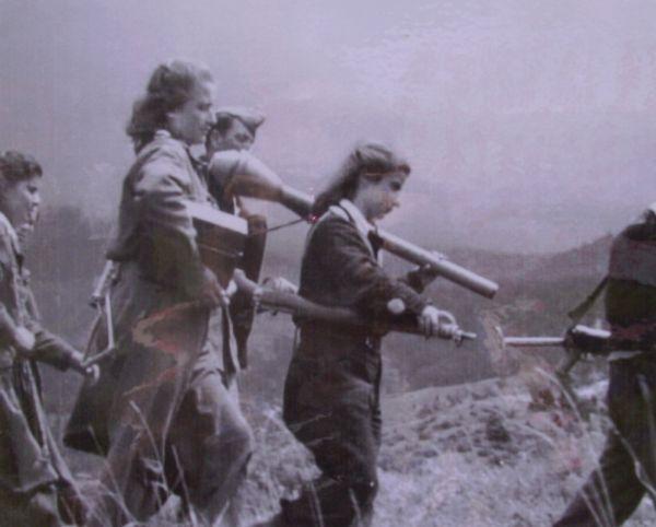 Εκδήλωση για τις γυναίκες στο Δημοκρατικό Στρατό Ελλάδας