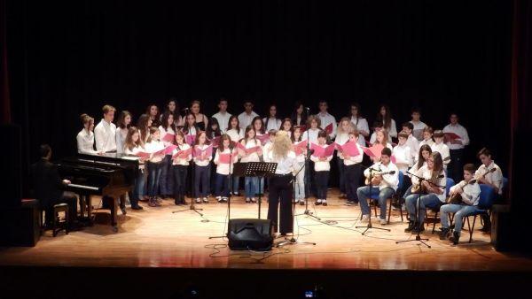 Συναυλίες της Σχολής Τραγουδάρα
