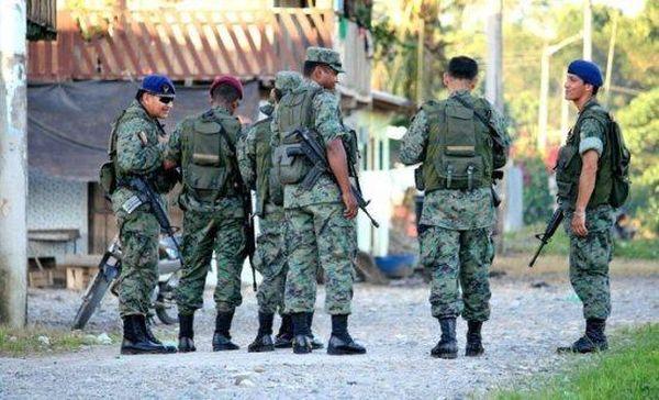 Στρατιώτης στην Κολομβία επιβίωσε στην ζούγκλα για τρεις εβδομάδες