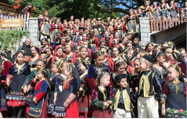 Παραδοσιακοί χοροί του Μετσόβου