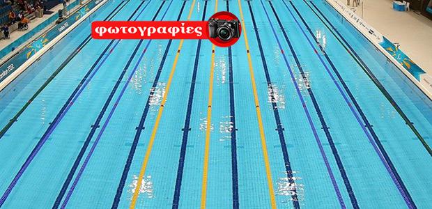 Εξαιρετικές επιδόσεις στην πισίνα