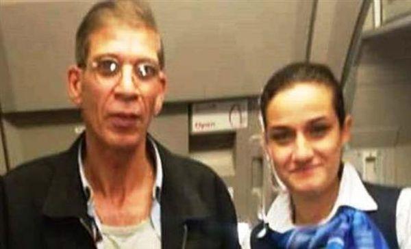 Ο αεροπειρατής είχε βγάλει selfie και με αεροσυνοδό