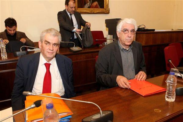 Ενώπιον της Επιτροπής Θεσμών ο Δημήτρης Παπαγγελόπουλος