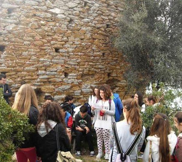 Οι μαθητές του Γυμνασίου Πτελεού κατακτούν το Ενετικό Κάστρο