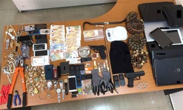Στα χέρια της Αστυνομίας σπείρα επικίνδυνων κακοποιών στην Αττική