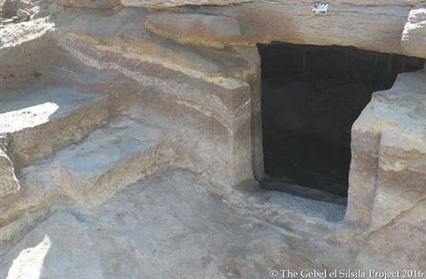 Νεκρόπολη 3.400 ετών ανακαλύφθηκε στην Αίγυπτο