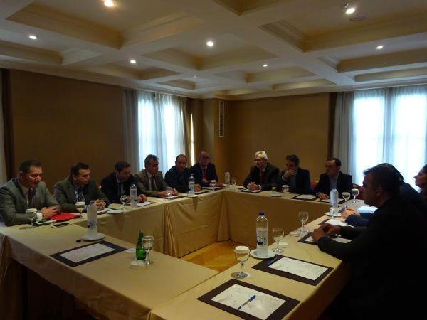 Συνάντηση ΔΣ ΣΘΕΒ με τον Πρόεδρο της Ν.Δ. Κυριάκο Μητσοτάκη