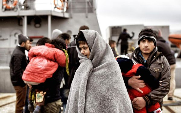 Τέλη της εβδομάδας 300 πρόσφυγες στο Βόλο