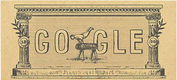 H Google τιμά τους πρώτους σύγχρονους Ολυμπιακούς Αγώνες