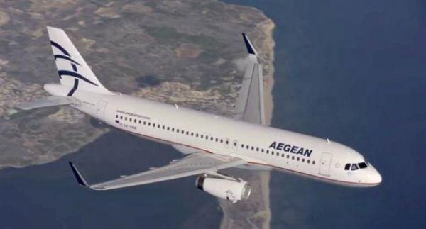 Ακυρώσεις πτήσεων της AEGEAN και της Olympic Air λόγω της απεργίας