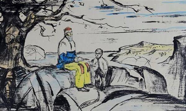 Βρέθηκε η «Ιστορία» του Έντβαρντ Μουνχ